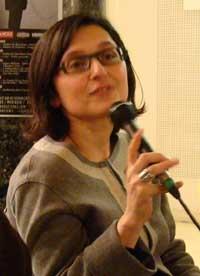 la réalisatrice de Téhéran interdite
