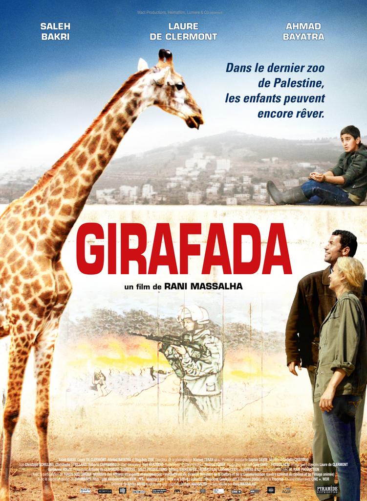 Ciné club Odc - Girafada